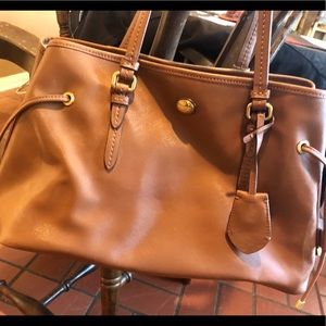 Authentic Leather Coach Purse **great condition**